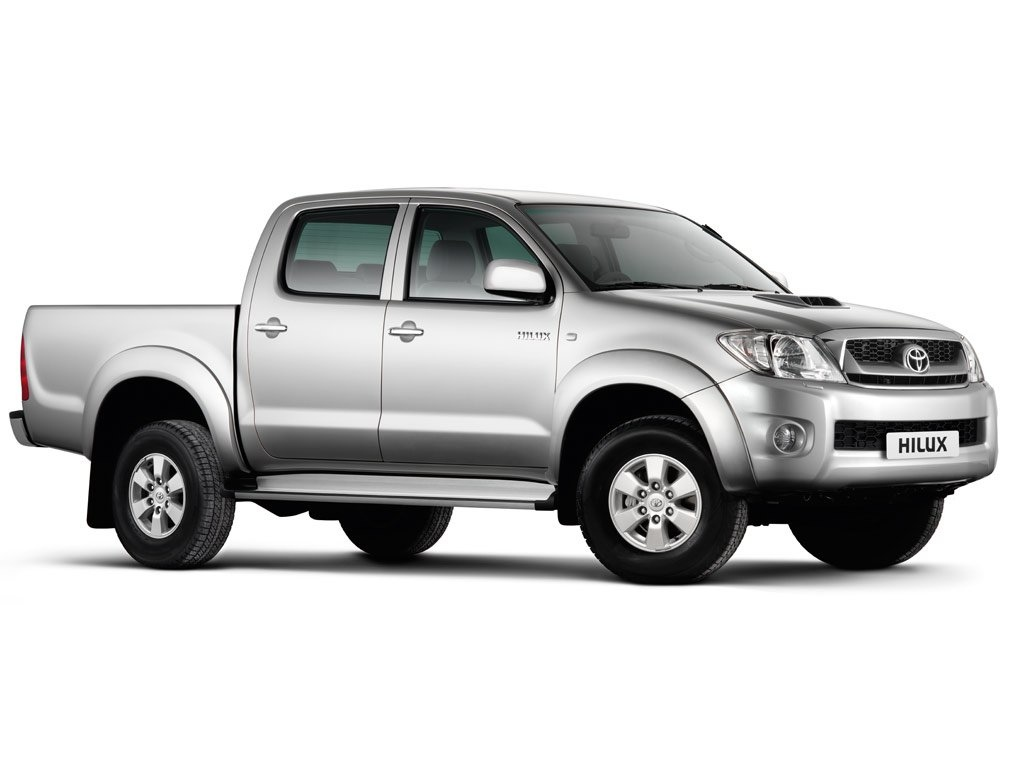 Toyota Hilux Armadillo Roll Top Covers